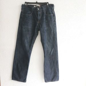😁LEVI'S 569 Loose Straight Jeans
